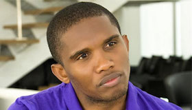 Photo de Samuel Eto'o